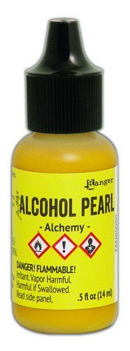 Ranger Alcohol Ink Pearl 15 ml - Alchemy  Tim Holtz