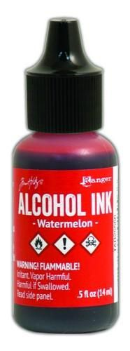 Ranger Alcohol Ink 15 ml - watermelon  Tim Holz