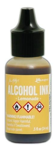 Ranger Alcohol Ink 15 ml - lemonade  Tim Holz