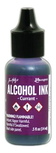 Ranger Alcohol Ink 15 ml - currant  Tim Holz