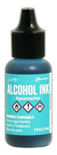 Ranger Alcohol Ink 15 ml - aquamarine  Tim Holz