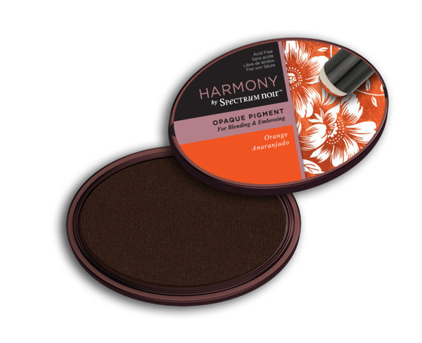 Spectrum Noir Inktkussen - Harmony Opaque Pigment - Orange