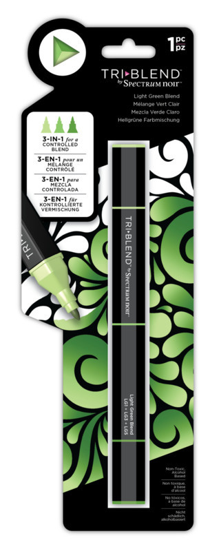 Spectrum Noir - Triblend - Light Green Blend