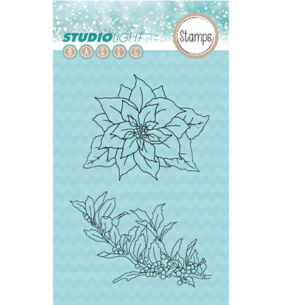 Studio Light Basic Clear Stamps  208