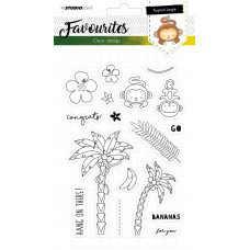 Studiolight Clear stamps A5 Favourites nr. 335