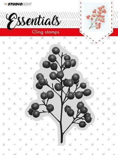 Studio Light Cling Stempel Essentials Christmas nr 03