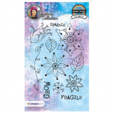 Clear stamps A5 Rainbow designs signature nr. 14