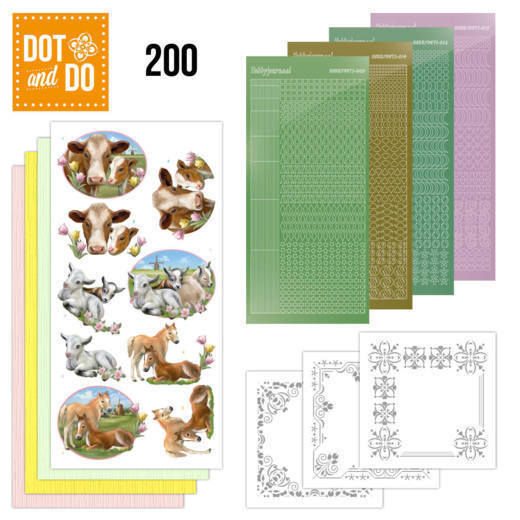 Dot and Do 200 - Amy Design - Enjoy Spring